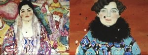 SOMETHING NOUVEAU. KLIMT, MUCHA, BEARDSLEY