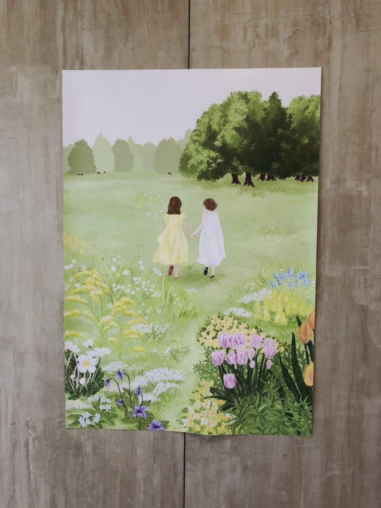 In Flower Lesson-16 นักวาดภาพประกอบไทยที่ทำให้โลกกลมๆ นี้สดใสด้วยลายเส้นและสีสัน